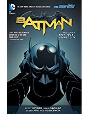 Batman Vol. 4: Zero Year- Secret City (The New 52): 04