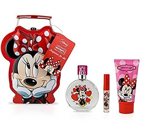 Set perfumeria Minnie Disney Astuccio Metallico