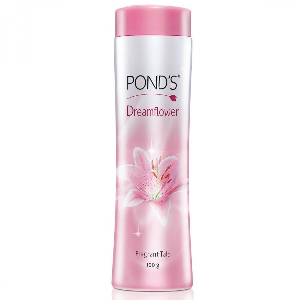 Ponds Dreamflower Fragrant Talc