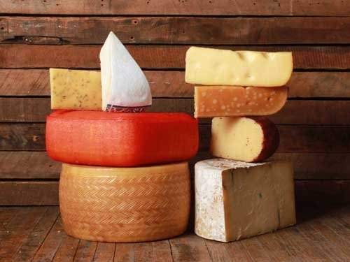 Artisan Cheese of the Month club - 3 Months by Wisconsin Cheese Mart