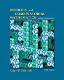 img - for Discrete and Combinatorial Mathematics: An Applied Introduction, Fifth Edition book / textbook / text book