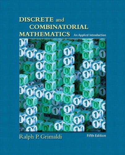 Discrete+Combinatorial Mathematics