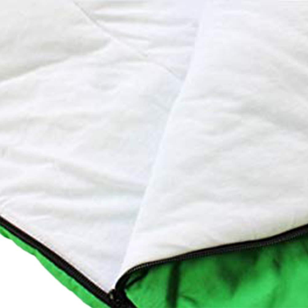 Ocamo Kids Sleeping Bag for Camping Indoor Outoor Traveling,Cartoon Crocodile Design Children Warm Larger Thickening Sleeping Bag
