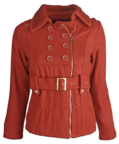 shampoo-little-girls-military-wool-dressy-trench-pea-coat-with-knitted-collar-real-red-size-6x