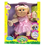 Cabbage Patch Kids Blonde Kid Pink Heart Dress Fashion Baby Doll, 14 by Cabbage Patch Kids