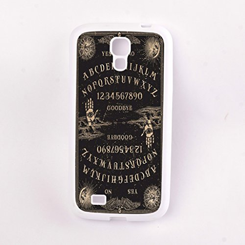 Ouija Board Phone Case Cover For Samsung Galaxy S4 cases White Soft