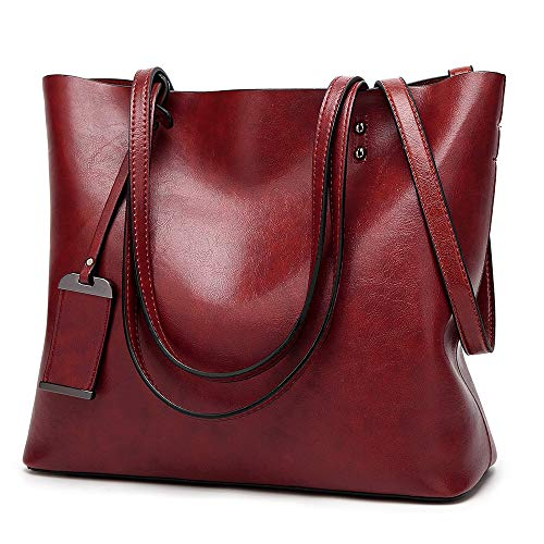 - ALARION Women Top Handle Satchel Handbags Shoulder Bag Messenger Tote Bag Purse
