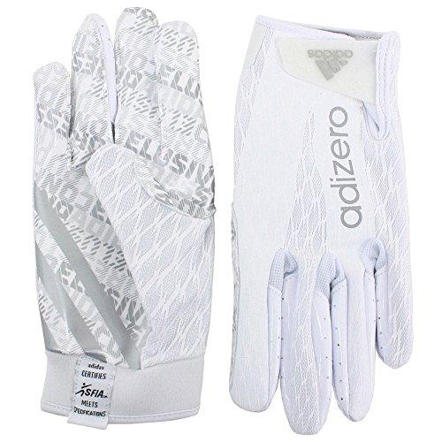 adidas adiZERO 4.0 Adult Football Receiver's Gloves – DiZiSports Store