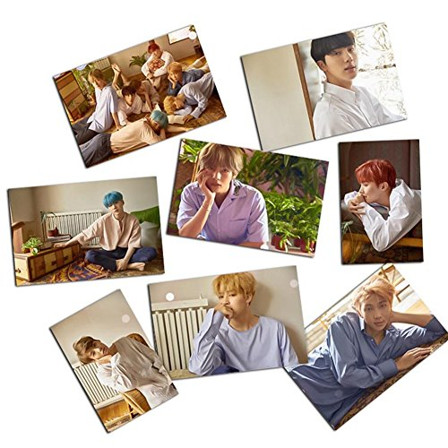 Bosunshine BTS [Love Yourself 承 'HER' ] Print Poster