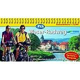 Weser-Radweg: Kompakt-Spiralo 1:75.000