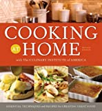 img - for Cooking at Home with the Culinary Institute of America, Revised Edition Hardcover October 29, 2013 book / textbook / text book
