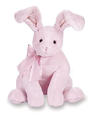 Pink  Cottontail Bib Bearington Baby
