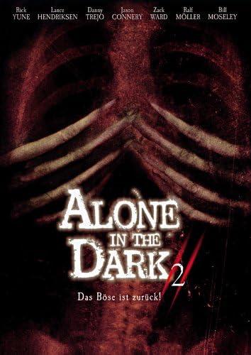 alone in the dark movie cast