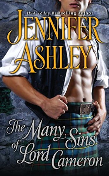 The Many Sins Of Lord Cameron Mackenzies Mcbrides 3 By Jennifer Ashley