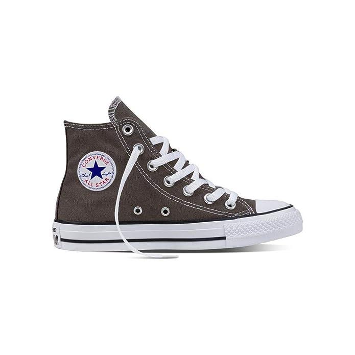 Converse Chuck Taylor (Chucks) All Star Sneaker Herren Erwachsene High Top Grau (Charcoal)