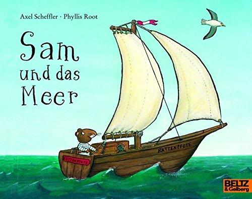 Sam und das Meer: Bilderbuch (MINIMAX)