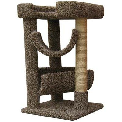 Cat Scratch and Lounge Color: Beige, My Pet Supplies