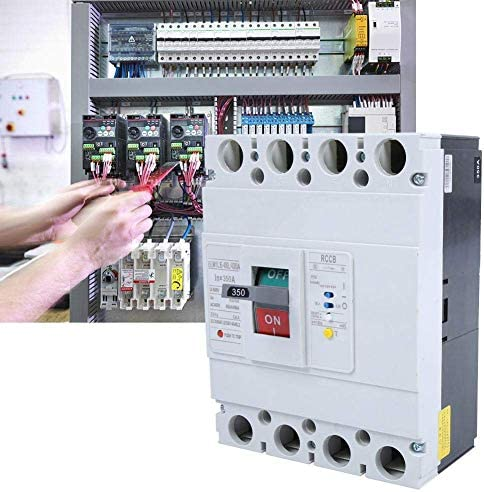 ZGQA-GQA 800V電流回路ブレーカ、3P + N漏洩保護回路ブレーカ、800Vすべての銅の接触電流回路ブレーカ漏れサーキットブレーカー(350A)