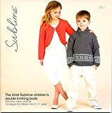 The Third Sublime Children's Double Knitting Book 662