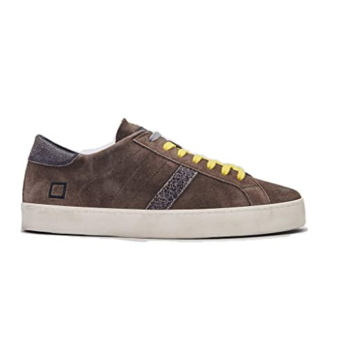 Sneakers Fango Yukon T D in 27602 Marrone Hill E camoscio Uomo Scarpa Low A 004zFUW