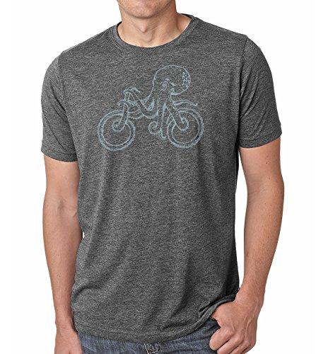 SFC Casual - Playera de Ciclismo para Hombre