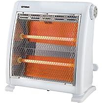 Optimus H-5511 Infrared Quartz Radiant Heater (2-Pack)