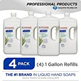 Softsoap 201900 Soothing Aloe Vera Hand Soap Refill, 1 gallon Bottle (Case of 4)