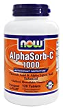 NOW Foods AlphaSorb-C 1000 -- 120 Tablets Discount