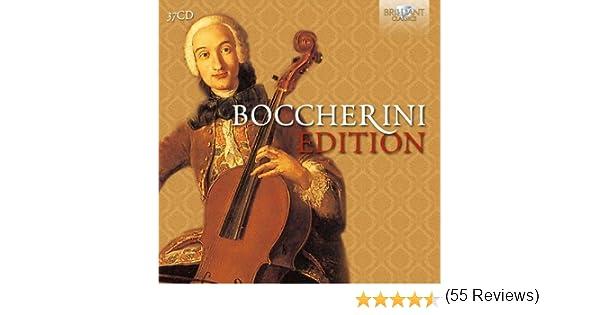 BOCCHERINI Edition: Varios, Boccherini: Amazon.es: Música