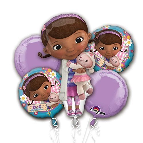 Doc McStuffins Foil Balloon Bouquet Cluster for $<!--$10.25-->
