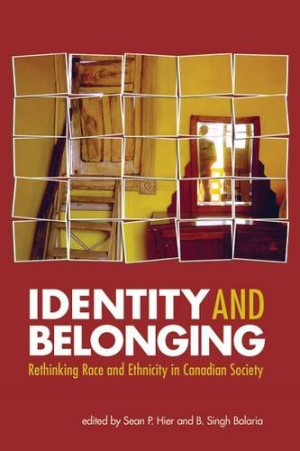 Identity and belonging change can