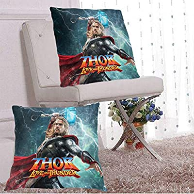 NOT BRAND Thor Love and Thunder Outdoor/Indoor Cushions 18.5