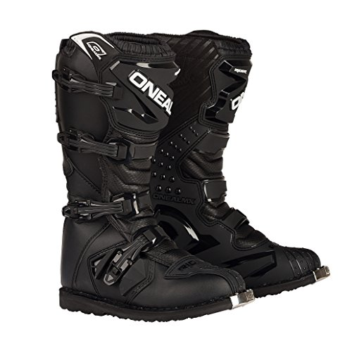 ONeal Rider Youth Black Motocross Boots - (Discount Motorcycle Boots)