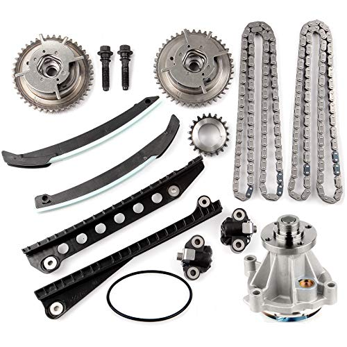Ocpty Tk6068 Timing Chain Water Pump Fits For 2005 2006 2007 2008 Ford Expedition 2006 2007 2008 Ford F 150 2007 2008 Ford F 250 F 350 Super Duty 2006 2007 Lincoln Mark Lt Lincoln Navigator
