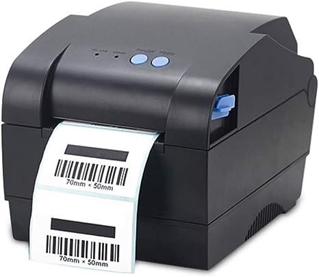 XXLLQ Impresión de Cambio de Modo Dual,Impresora de Tickets para ...