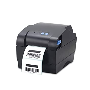 XXLLQ Impresión de Cambio de Modo Dual,Impresora de Tickets ...