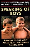 Speaking of Boys, Michael Thompson and Teresa Barker, 0345441486