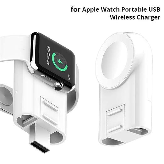 SHUDAGE AirPower Cargador inalámbrico para Apple Watch ...