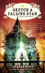 Sketch a Falling Star (A Portrait of Crime Mystery)