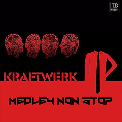 - Kraftwerk Medley Non Stop: Metropolis / Radioactivity / Spacelab / Trans Europe Express / The Man Machine / The Robots / Computer World / Neon Lights / Antenna / Tour De France È Tape / Show Room Dummies / The Models / Chips and Bits