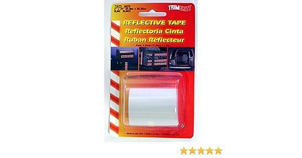 Trimbrite T1815 2X24 Refl Tape White