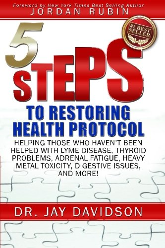 5 Steps to Restoring Health Protocol: Helping those who havent been helped with Lyme Disease, Thyroid Problems, Adrenal Fatigue, Heavy Metal Toxicity, Digestive Issues, and More!