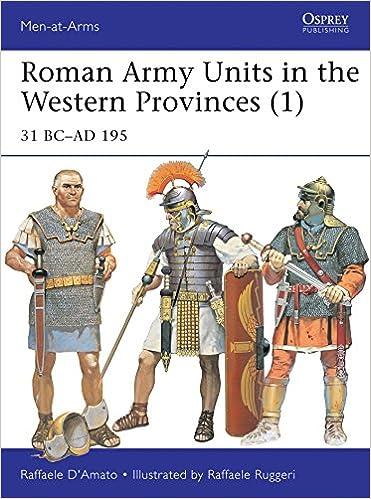 Roman Army Units In The Western Provinces (1): 31 Bc–ad 195 Descargar Epub
