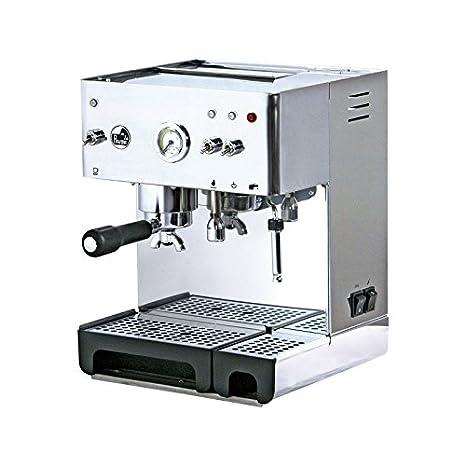 La Pavoni máquina espresso Dual calentador probar PBR: Amazon.es ...