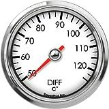 Speedhut GL26-DT01M Diff Temp Gauge 50-125C, 2-5/8''