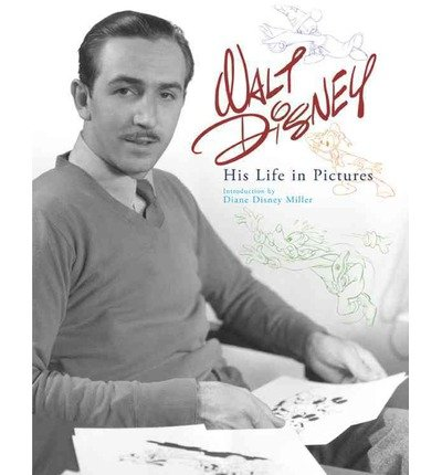 [ Walt Disney: His Life in Pictures [ WALT DISNEY: HIS LIFE IN PICTURES ] By Schroeder, Russell ( Author )Sep-01-2009 Hardcover
