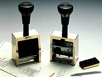 Reiner Paginiermaschine//200300-011 6-stellig 5,5mm