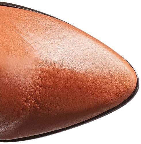 Bcbgmaxazria Kvinna Ek Läder Boot Cuoio