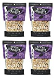 Seven Sundays Gluten Free Muesli – Blueberry Chia Buckwheat {12 Ounce pouches,Pack of 4} Non-GMO Certified, Hot or Cold Breakfast Muesli