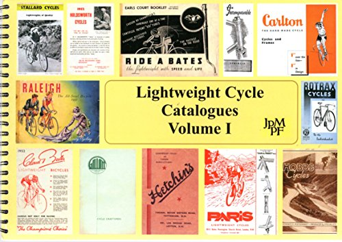 Lightweight Cycle Catalogues: v. 1